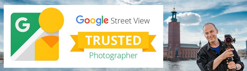 360 grader VR foto för Street View och mer – Er  fotograf i Stockholm.